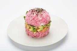 POKÈ BURGER riso pink