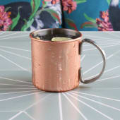 Moscow Mule - vodka, ginger beer, lime e zenzero