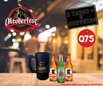 Tarro promoción Oktoberfest