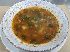 Солянка м'ясна (250г)
