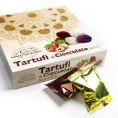 Cioccolatini Tartufi Arabica gr.220