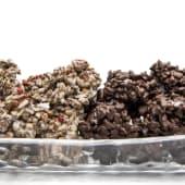 Rocks&roxy chocolate blanco con canela (130 g.)