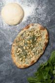 Хачапурі зі шпинатом та сиром Тофу (400г)