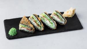 Супер-Сэндвич с угрем 230 г.