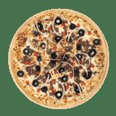Pizza diábola (picante.)