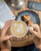Chai latte (12 oz.)
