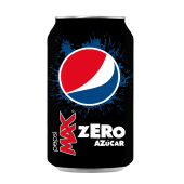 Pepsi max (33 cl.)