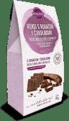 Keksi od rogača i čokolade 135g