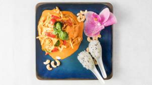 Pinneapple Curry Chicken