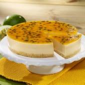 Cheesecake de maracuyá light