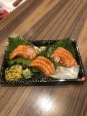 Sashimi shake