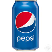 Pepsi (0,33л)