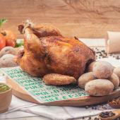 1 pollo horneado Stav