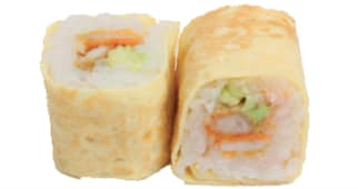 Egg poulet tempura x6