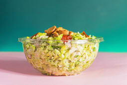 Combo Caesar Greenery Style + Fresh Fruits