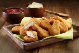 Bocaditos de pollo (10 uds.)