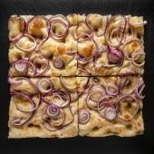 Pizza Focaccia Cipolla (4 pzs.)