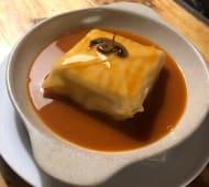 Francesinha de Tofu