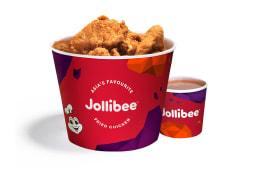 Chickenjoy Bucket