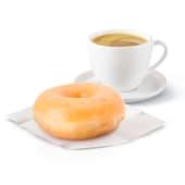 Café o zumo + Donut