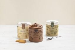3 barattoli di gelato per te