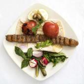 kebab loghme