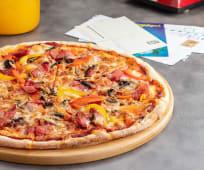 """Пицца """"Охотничья"""" (30 см.)"""