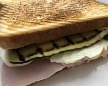 Toast positano