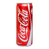 Coca Cola  (0.33л)