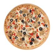 Pizza vegetale (familiar)