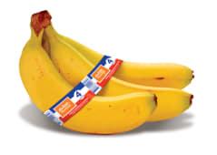 Banane - 5 pièces : environ 1kg