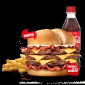 Bacon King 3.0 BBQ
