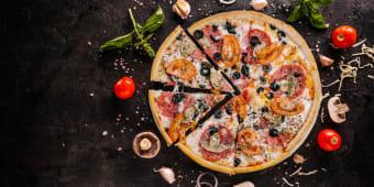 Піца Сицилійська (520г)