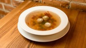 Курячий суп з фрикадельками 270г