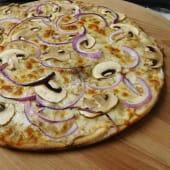 Pizza Twin Funghi