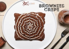 Brownies Crepe