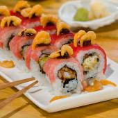 Uramaki Tuna Roll (10 Uds.)