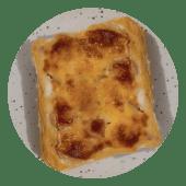 Lasagna de Jamón Ahumado