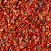 Pomodorini e alici