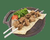 Шашлик із свинячого ошийка (250г)