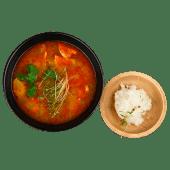 Том Ям з морепродуктами (450г)