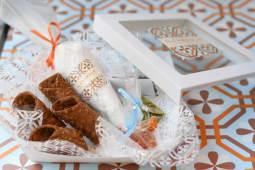 Kit per preparare 4 Cannoli  Piccoli direttamente a casa tua