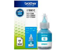 Botella De Tinta Brother Bt5001C Cyan