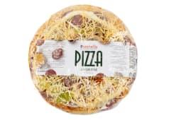 Pizza Delicioasa cu salam semiafumat