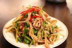 Салат из требухи