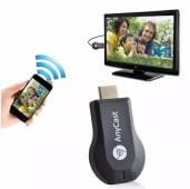 Convertidor A Smart Tv, Anycast, Chromecast Apple Tv Airplay