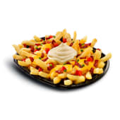 Bacon fiesta fries supreme