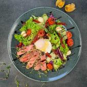 Салат зі свіжим тунцем (310г)