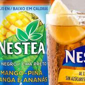 Nestea Manga/Ananás, 0,33cl