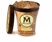 Magnum White Double Caramelo 440ml
